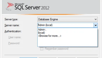 SQL SERVER - Remove Cached Login from SSMS Connect Dialog - SQL in Sixty Seconds #049 ssms-b4