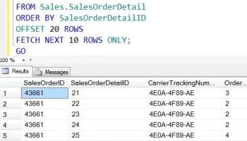 MySQL - How to Change Delimiter in MySQL - Supporting GO Keyword of SQL Server in MySQL sspaging1