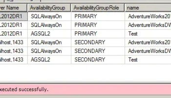 SQL SERVER - Adding New Database to AlwaysOn Replica is Slow on2