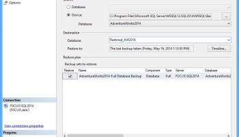 SQL SERVER - A Quick Script for Point in Time Recovery - Back Up and Restore logexpl01