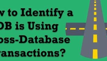 SQL SERVER - Discussion on understanding NUMA crossdb