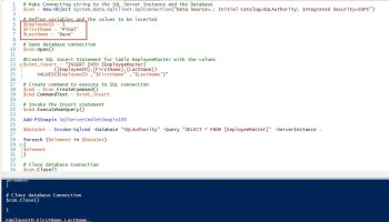 SQL SERVER - Script - Turn off Firewall Remotely (PowerShell, NetSh, PsExec) sql-ps-sample-01
