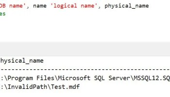 SQL SERVER - Script level upgrade for database master failed because upgrade step sqlagent100_msdb_upgrade.sql encountered error script-upgrade-02-1