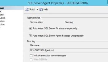 SQL SERVER - Unable to Start Service SQLSERVERAGENT on Server (mscorlib) sqlagent-03