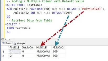 SQL SERVER - How to Change Column Property From NULL to NOT NULL ...