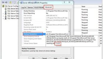 SQL SERVER - Checking Traceflag Status with TRACESTATUS TF-basics-01