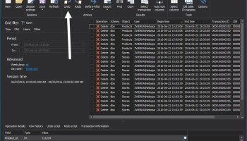 SQL SERVER - Security Auditing With ApexSQL Audit recoverlog9