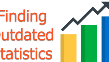 SQL SERVER - When Are Statistics Updated - What Triggers Statistics to Update outdatedstats