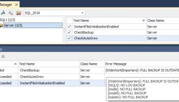 SQL SERVER - How to use xp_sscanf in Real World Scenario? unittest3