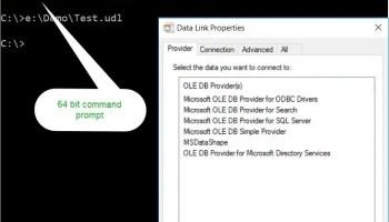 SQL SERVER - OLEDB - Link Server - Wait Type - Day 23 of 28 msdaora-01