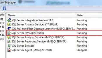 SQL SERVER - SQL Service Not Getting Started Automatically After Server Reboot While Using gMSA Account sql-auto-start-01