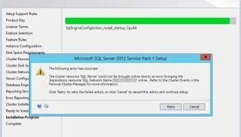 SQL SERVER - Steps to Change IP Address of SQL Server Failover