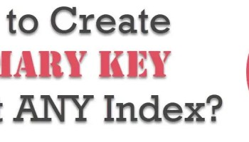 SQL SERVER - A Common Design Problem - Should the Primary Key Always