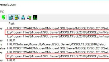 SQL SERVER - Event ID 26 - Your SQL Server Installation is Either