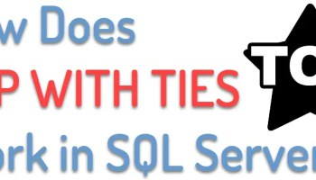 How to Skip Top N Rows in SQL Server? - Interview Question of the Week #237 topwithties