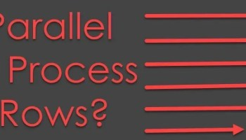 SQL SERVER - Parallelism and Threads with No Work parallelthreads