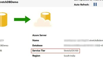 SQL SERVER - Stretch Database - ERROR: The Provided Location is Not Available for Resource Group StretchDB-free-err-01