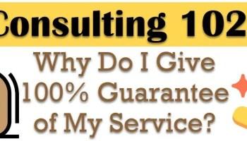 Consulting 103 - Why Do I Assure SQL Server Performance Optimization in 4 Hours? - SQL Server Performance Tuning consulting102
