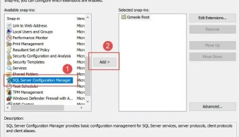 How to Find Service Account for SQL Server and SQL Server Agent? - Interview Question of the Week #179 sscm-miss-03