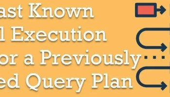 What is the Difference Between sql_handle and plan_handle?- Interview Question of the Week #269 actualexecutionplan