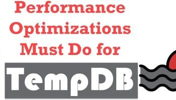 SQL SERVER - SQL Challenge - SQL Puzzle - Query Creating Most TempDB IO Usage 5tempdb