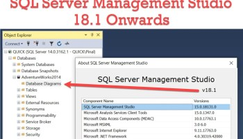 SQLAuthority News - Latest SQL Server Management Studio Blogs databasediagram