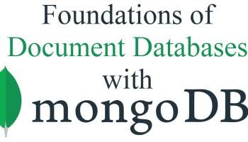 Understanding Non-relational Data with Azure - Pluralsight Course mongodb