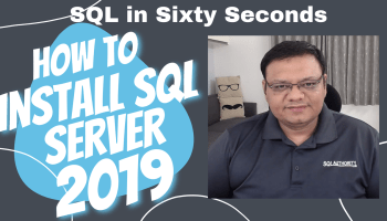 SQL Domain Controller - Interview Question of the Week #072 92-SS2019-Install