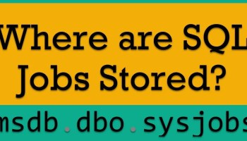 When Was SQL Server Last Restarted? - Interview Question of the Week #225 JobsStored