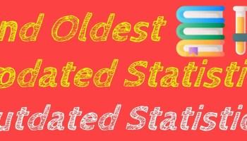 SQL SERVER - Find Statistics Update Date - Update Statistics OutdatedStatistics1