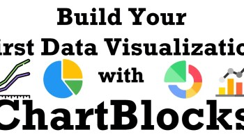 Build Your First Data Visualization with Google Charts - Pluralsight Course chartblocks