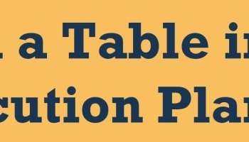Find a Table in Execution Plan - SQL in Sixty Seconds #151 findatable