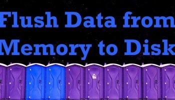 25 Recent SQL in Sixty Seconds Video FlushSQL-1