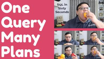 Get Memory Details - SQL in Sixty Seconds #165 171-OneQueryManyPlans-yt