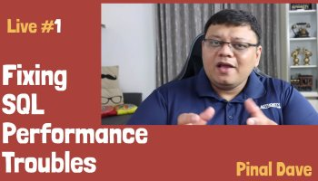 Index Scans - Good or Bad? - SQL in Sixty Seconds #174 Live1