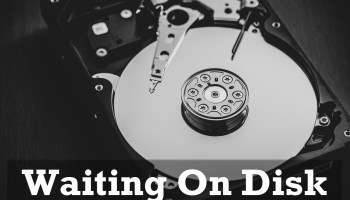 SQL SERVER - OS Threads Used by SQL Scheduler WaitingOnDisk