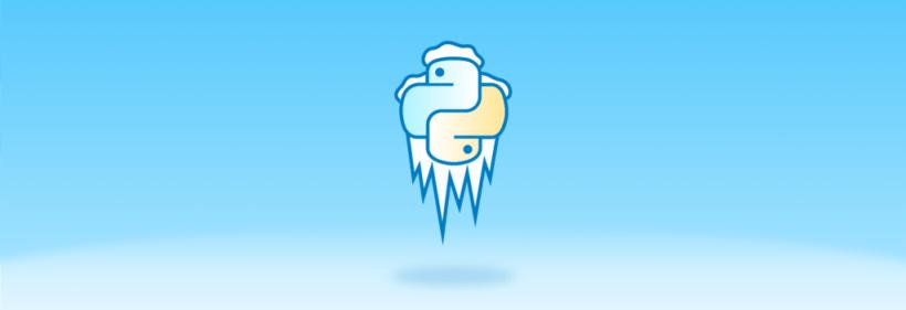 frozen python