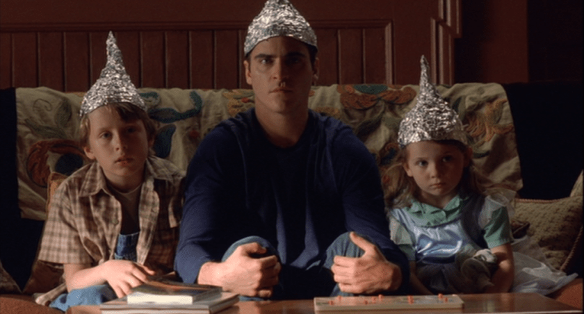 Tinfoil hats in security