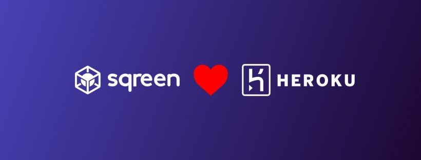 Heroku Security Add-on - Sqreen
