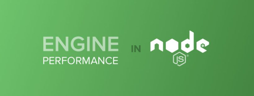 JavaScript engine performance benchmark for Node.js