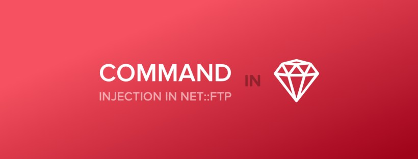 Command Injection in Ruby