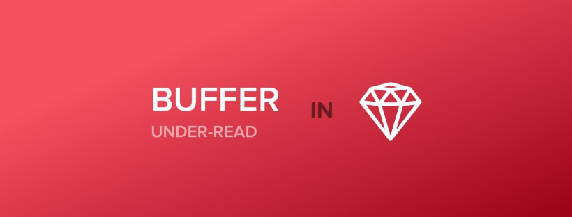 Buffer under-read in Ruby