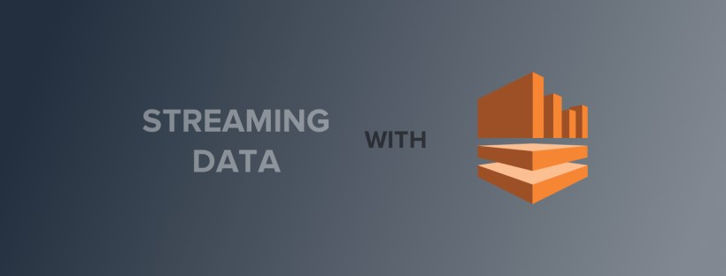 Streaming data with Amazon Kinesis