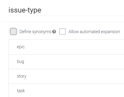 Jira Issue Type