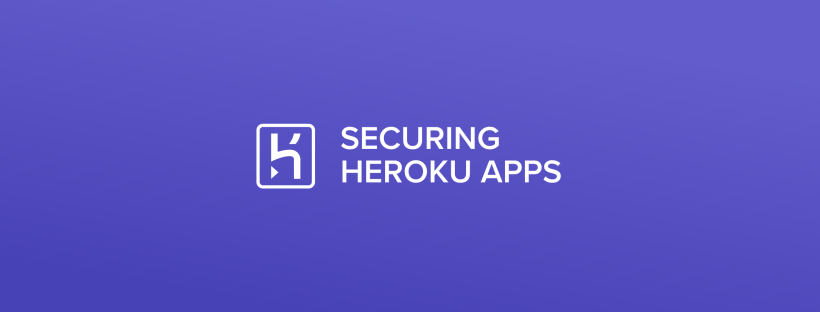 Heroku security