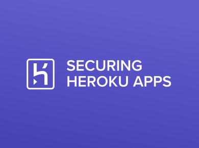 Heroku security