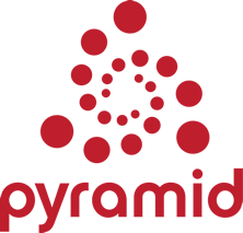 Logo for the pyramid framework in python