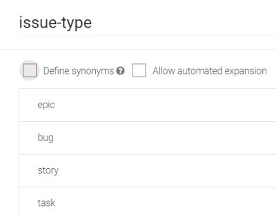 Jira Issue Type