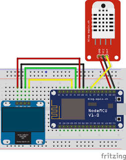 ESP8266 Weather Station: Measuring Inside and Outside Temperature - Part 1