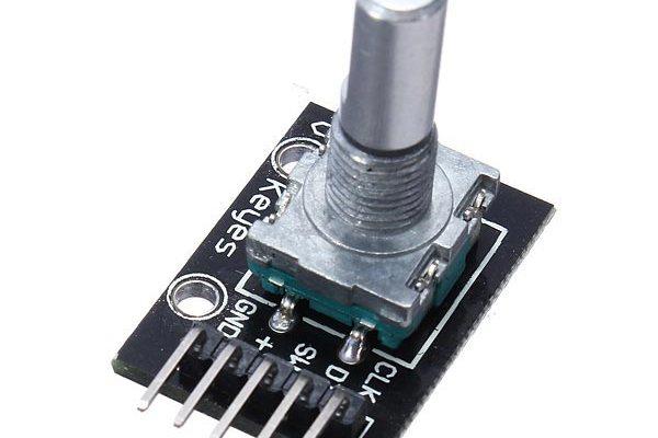 ESP8266 Peripherals: KY-040 Rotary Encoder - Squix - TechBlog